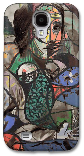 Picasso And Me  Galaxy S4 Case