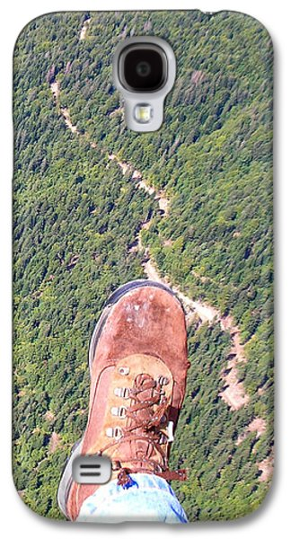 Galaxy S4 Case featuring the photograph Pieds Loin Du Sol by Marc Philippe Joly