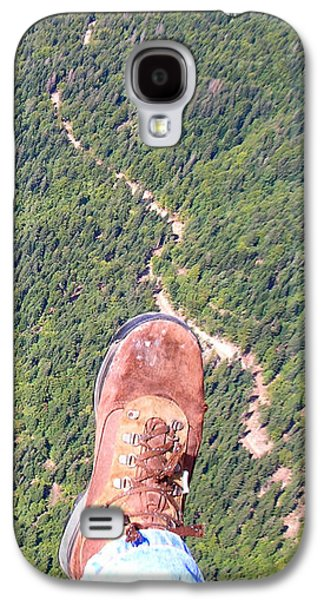 Pieds Loin Du Sol Galaxy S4 Case by Marc Philippe Joly