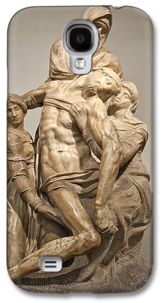 Pieta By Michelangelo Galaxy S4 Case