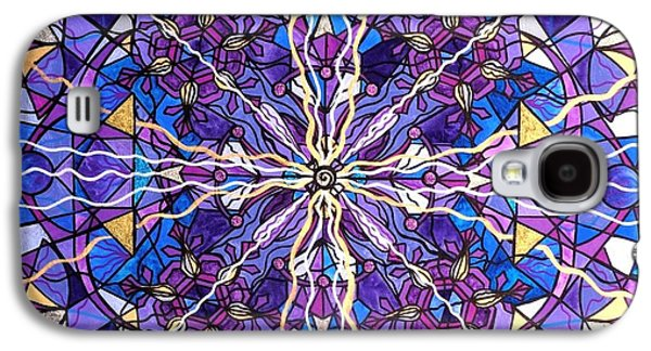 Pineal Opening Galaxy S4 Case by Teal Eye  Print Store