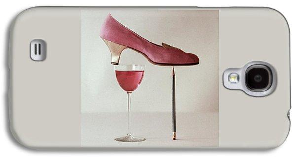 Pink Capezio Pump Galaxy S4 Case