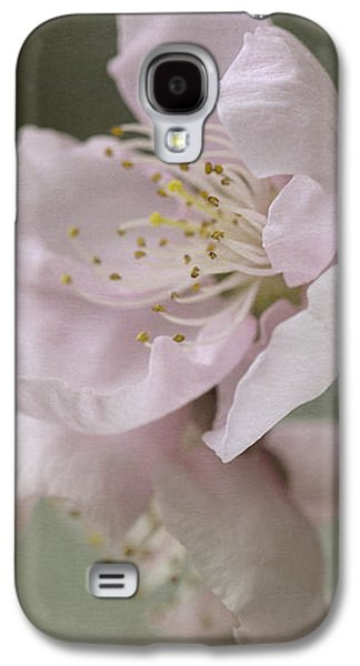 Pink Is The Color Of Happiness Galaxy S4 Case by Linda Lees