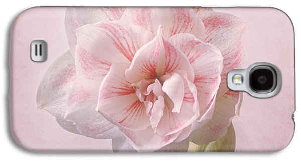 Pink Nymph Amaryllis Galaxy S4 Case