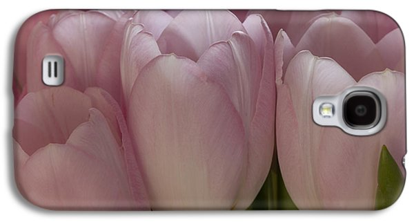 Pink Tulips Galaxy S4 Case