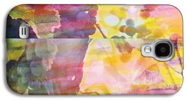 Pink Vineyard Plumps Galaxy S4 Case by PainterArtist FIN