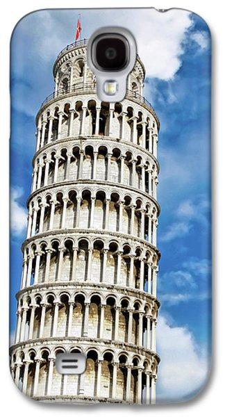 Pisa, Italy, Tuscany, Piazza Dei Galaxy S4 Case by Miva Stock