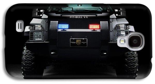 Pit Bull Swat Truck Galaxy S4 Case