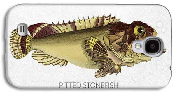 Pitted Stonefish Galaxy S4 Case