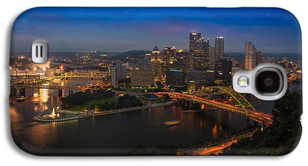 Pittsburgh Pa Galaxy S4 Case
