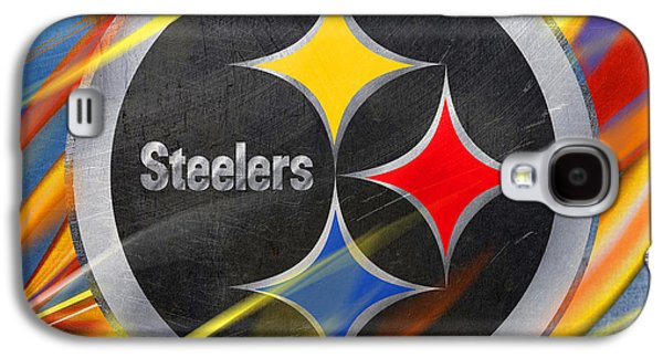 Pittsburgh Steelers Football Galaxy S4 Case