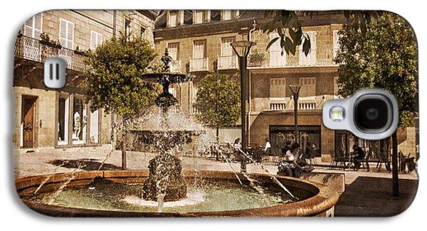 Place Toulzac Fountain - Brive La Gaillarde Galaxy S4 Case