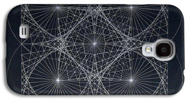 Plancks Blackhole Galaxy S4 Case