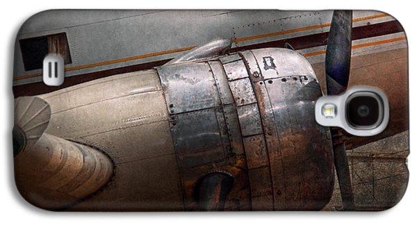 Plane - A Little Rough Around The Edges Galaxy S4 Case