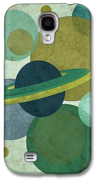 Planets I Galaxy S4 Case by Shanni Welsh