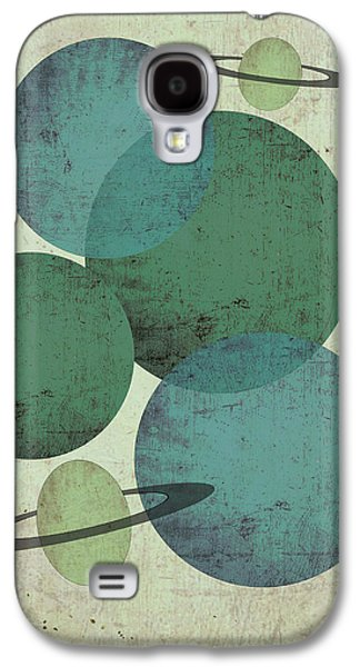 Planets II Galaxy S4 Case by Shanni Welsh