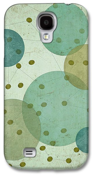 Planets IIi Galaxy S4 Case by Shanni Welsh