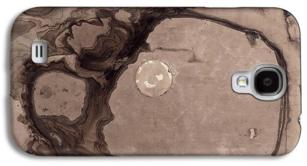 Planets Galaxy S4 Case by Victor Hugo