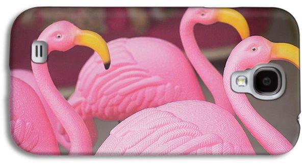 Plastic Pink Flamingos, Charleston Galaxy S4 Case