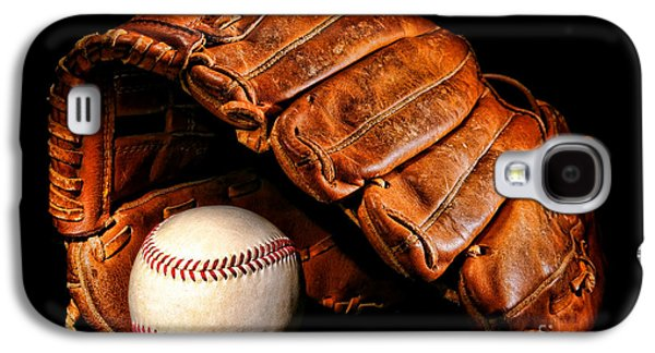 Play Ball Galaxy S4 Case by Olivier Le Queinec