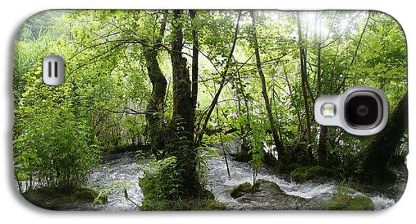 Plitvice Lakes Galaxy S4 Case