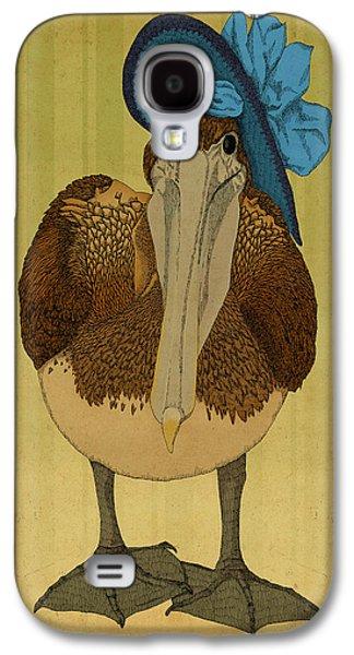 Plumpskin Ploshkin Pelican Jill Galaxy S4 Case