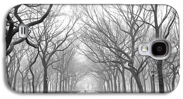 New York City - Poets Walk Central Park Galaxy S4 Case