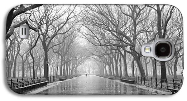 New York City - Poets Walk Central Park Galaxy S4 Case