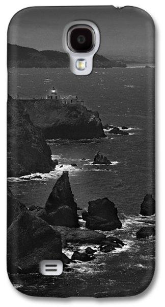 Point Bonita Light Galaxy S4 Case by Mike McGlothlen