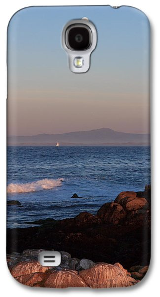 Point Pinos At Dusk Galaxy S4 Case
