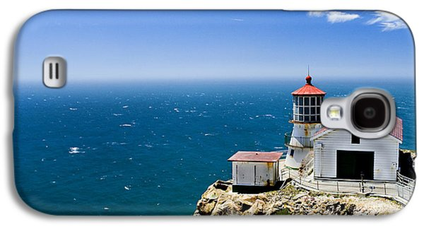Point Reyes Lighthouse California Galaxy S4 Case