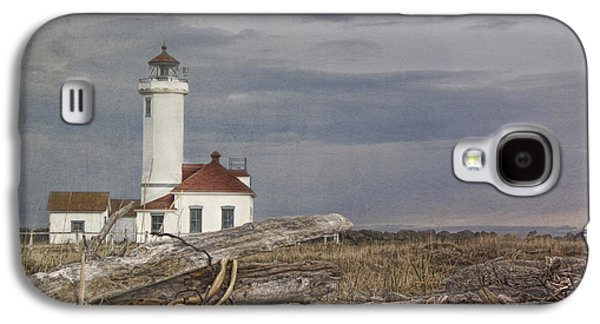 Point Wilson Galaxy S4 Case