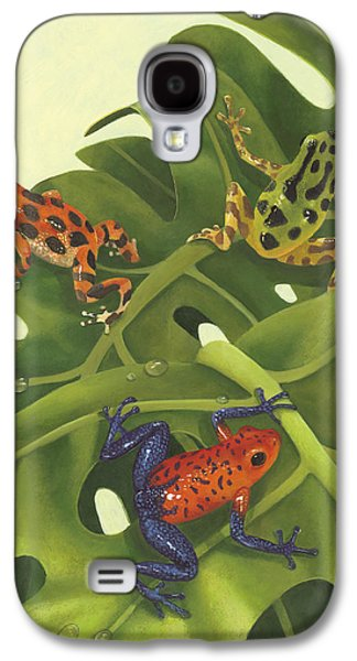 Poison Pals Galaxy S4 Case