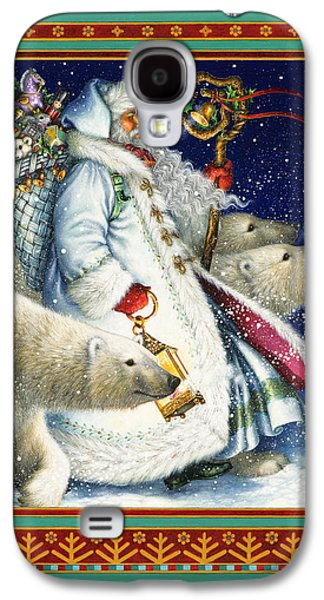 Polar Magic Galaxy S4 Case by Lynn Bywaters