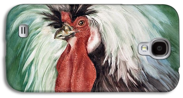 Polish Hen Galaxy S4 Case by Summer Celeste