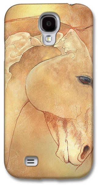 Poll Meet Atlas Axis Galaxy S4 Case by Catherine Twomey