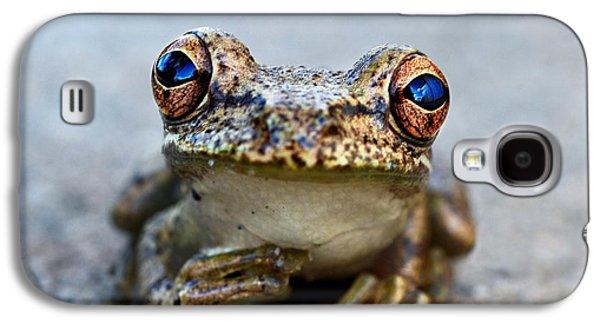 Pondering Frog Galaxy S4 Case