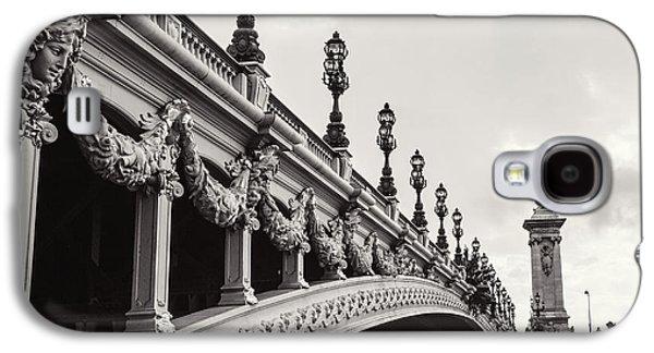Paris Galaxy S4 Case - Pont Alexandre IIi by Melanie Alexandra Price