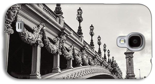 Bridges Galaxy S4 Case - Pont Alexandre IIi by Melanie Alexandra Price