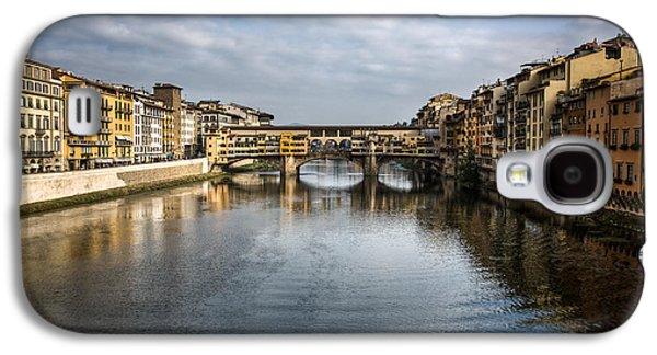 Ponte Vecchio Galaxy S4 Case by Dave Bowman