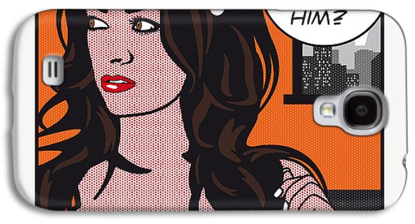 Pop Art Porn Stars - Taylor Vixen Galaxy S4 Case by Chungkong Art