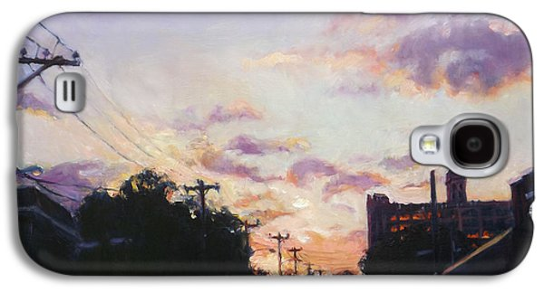 Poplar West II Galaxy S4 Case by Jesse Gardner
