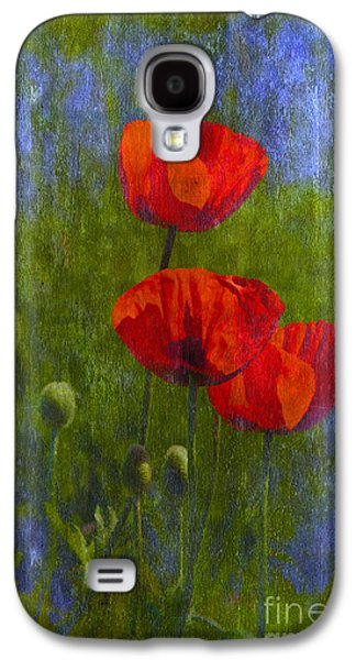 Poppies Galaxy S4 Case