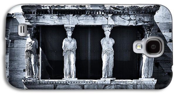 Porch Of The Caryatids Galaxy S4 Case