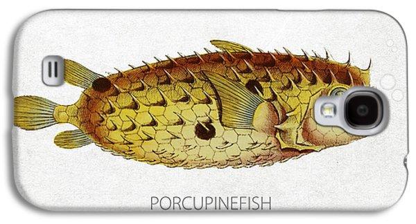 Porcupinefish Galaxy S4 Case