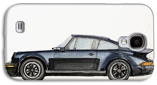 Porsche 911 930 Turbo Galaxy S4 Case