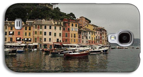 Portafino Italy  Galaxy S4 Case by Diane Greco-Lesser