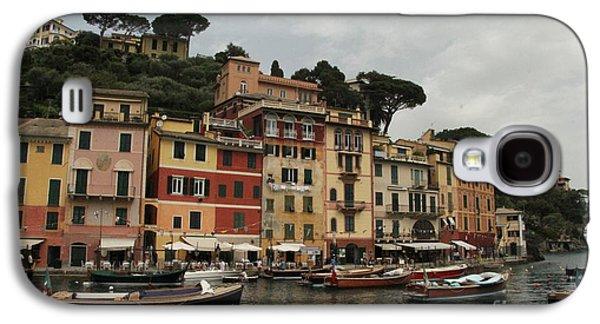 Portofino Italy  Galaxy S4 Case by Diane Greco-Lesser