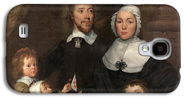 Portrait Of A Family, Probably That Of Richard Streatfeild Galaxy S4 Case