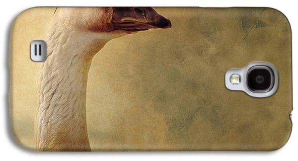 Portrait Of A Goose Galaxy S4 Case